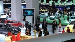 Автосалон в Париже проходил с 4 по 19 октября 2014