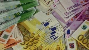 Вор-инкассатор найден, но 1,7 евро исчезли бесследно