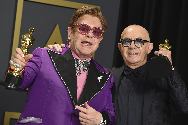 Elton John - Bernie