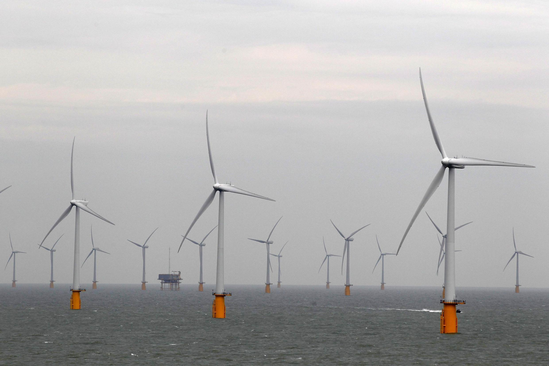 En 2018, la France n'a toujours pas installé une seule éolienne offshore.