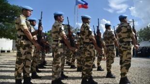 La MINUJUSTH empezó su misión en Haití en octubre de 2017.