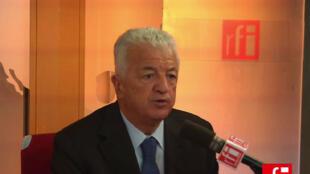 Akki Akil, ambassadeur de Turquie en France,