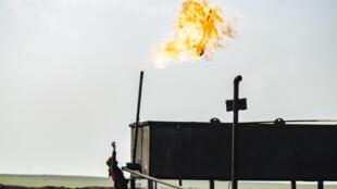 Raffinerie pétrole syrie