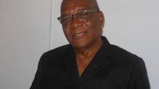 Evaristo Carvalho, presidente da república de São Tomé e Príncipe.