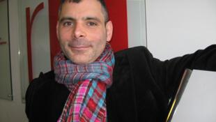 Diego Vecchio en RFI.