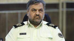 محمدرضا مقیمی- رییس پلیس آگاهی ناجا
