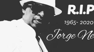 Morreu Jorge Neto, cantor e show man da música pop de Cabo Verde
