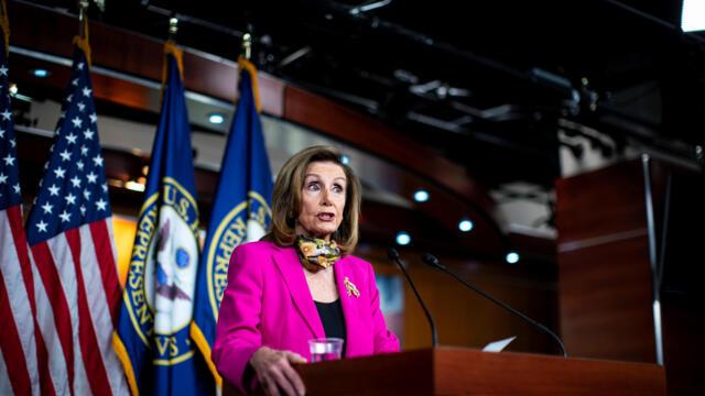 美众院209名议员联名要求佩洛西推动病毒溯源调查(photo:RFI)