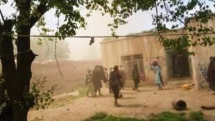 بادغیس در غرب افغانستان