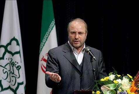 محمد باقر قالیباف شهردار تهران