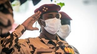 tchad conseil militaire transition Mahamat Idriss Deby