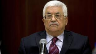 El pasado 22 de agosto, Mahmud Abbas renunció como jefe de la Organización de Liberación de Palestina.