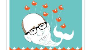 Illustration dans JoyofTech.com du naufrage de Dick Costolo.