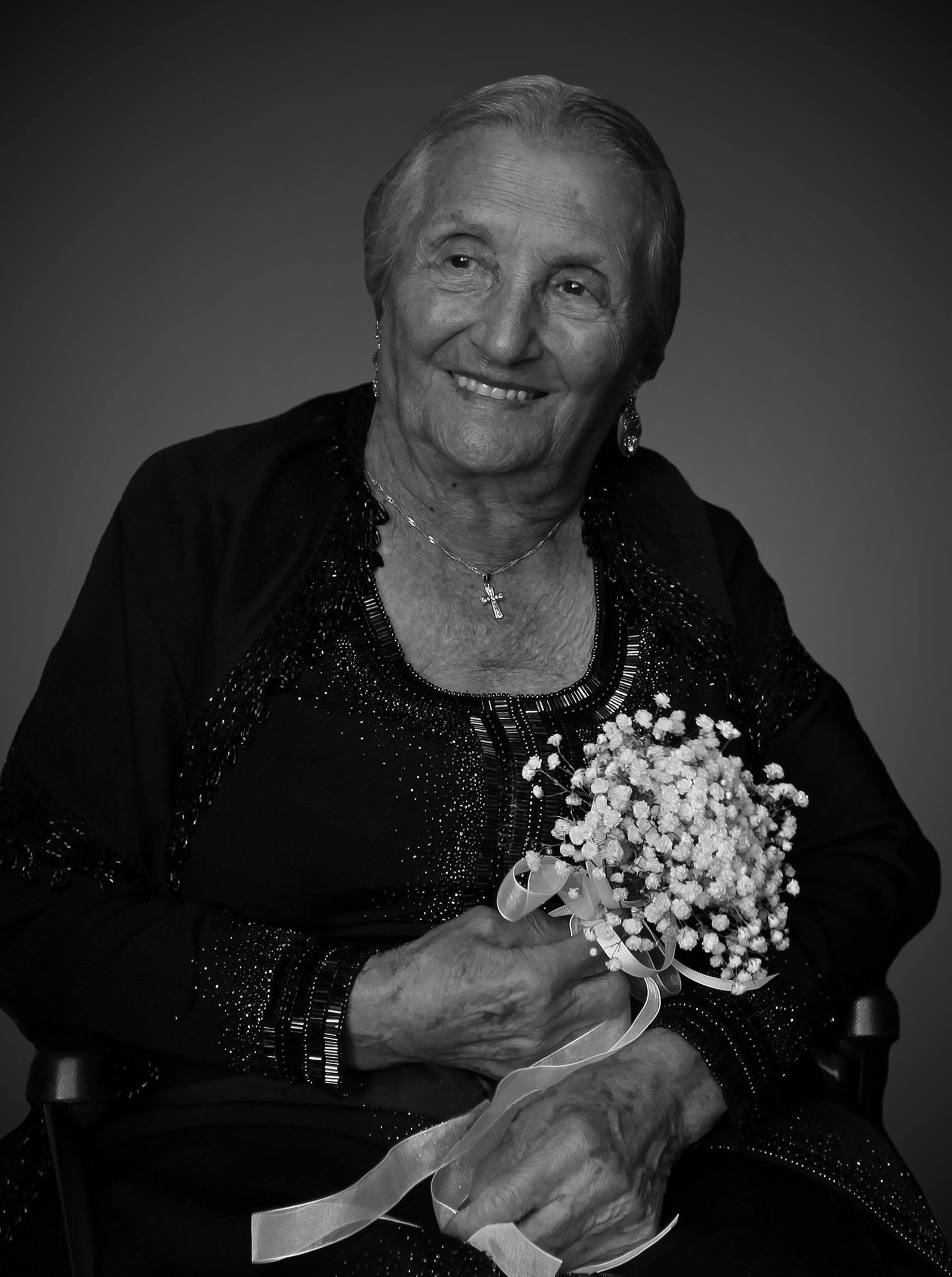 Роза Буглион, урожденная Розали Ван Беен