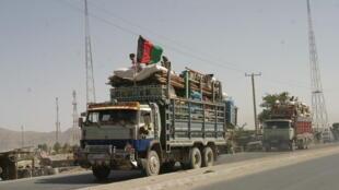 بازگشت مهاجران افغان از پاکستان