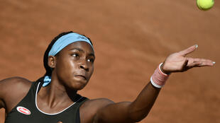 Coco Gauff will play her first clay-court final in Parma.