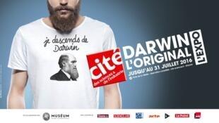 Darwin, l'original.