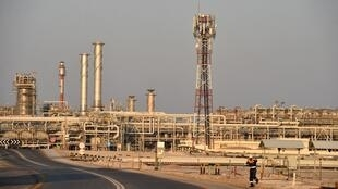Mitambo ya mafuta ya Abqaiq, mali ya kampuni ya Aramco nchini Saudi Arabia (picha ya kumbukumbu).
