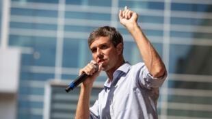 El demócrata Beto O'Rourke aspira a derrotar a Donald Trump.
