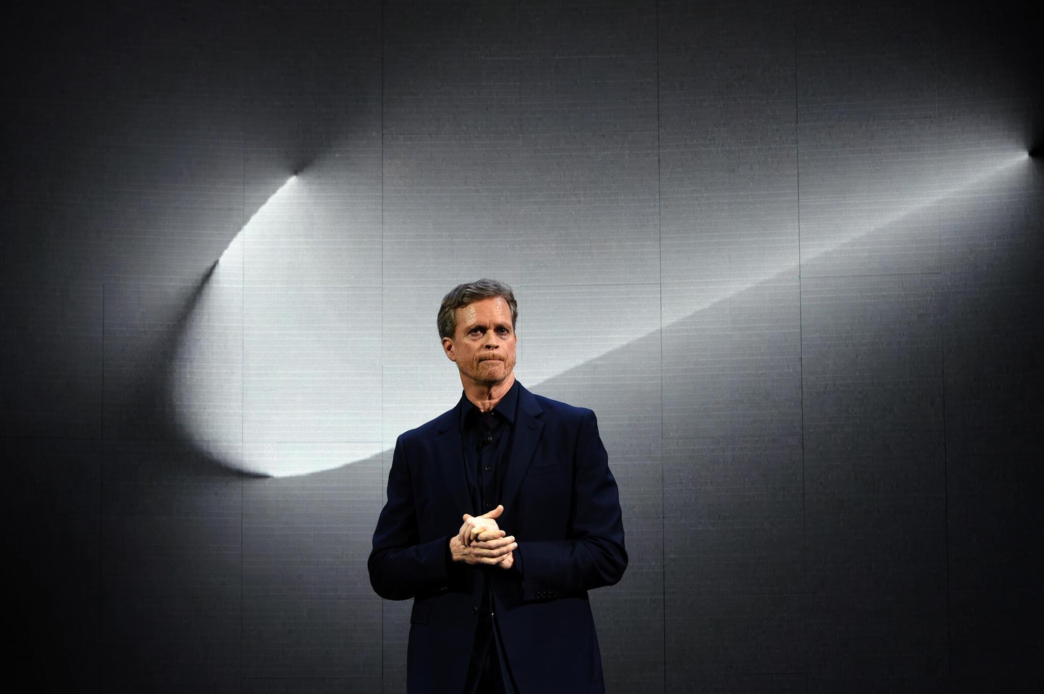 Mark Parker, PDG de Nike.