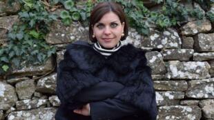 Lucia Riina, 38, filha do último grande chefão da máfia siciliana, Toto Riina.