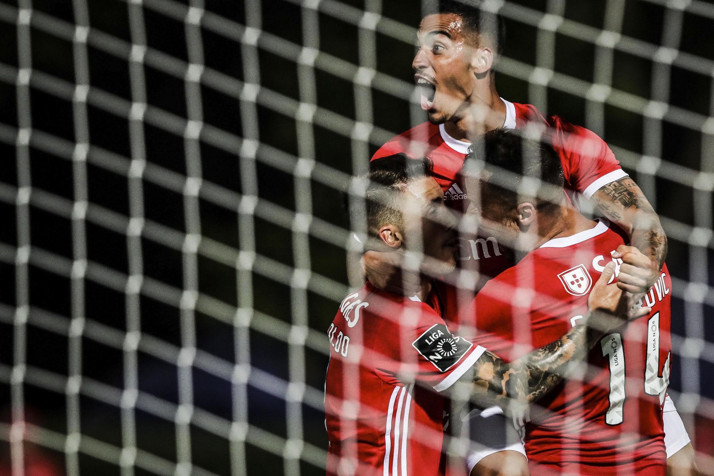 Benfica ainda não venceu na Liga dos Campeões desta temporada 2019/2020.