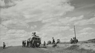 Bernard Plossu, México, [Le Voyage mexicain], 1966.