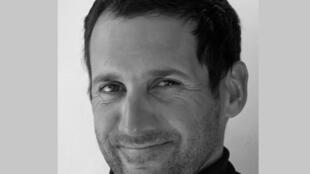 Lionel Astruc auteur du roman d'investigation « Traque Verte » aux éditions Actes sud.