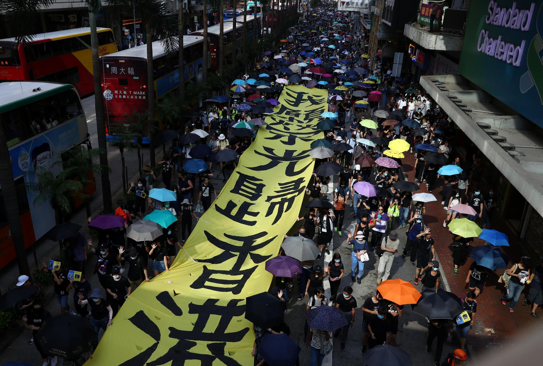 Manifestantes preparam diversos protestos no fim de semana em Hong Kong