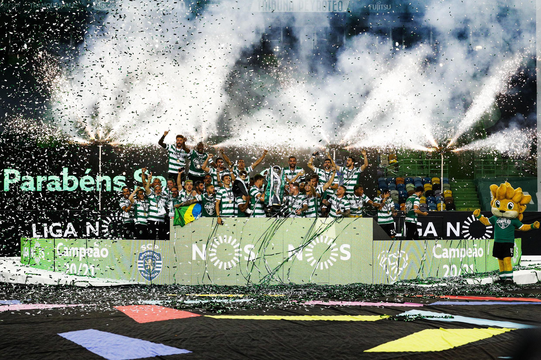 Sporting CP - Futebol - Desporto - Liga Portuguesa - Football - Sporting Clube de Portugal