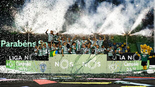 Sporting CP - Futebol - Desporto - Liga Portuguesa - Football - Sporting Clube de Portugal