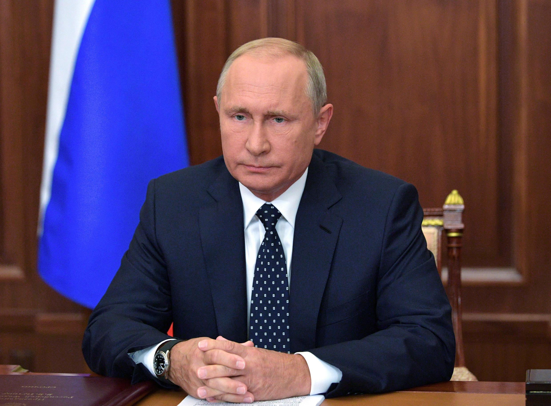 Putin negou acusações do governo britânico