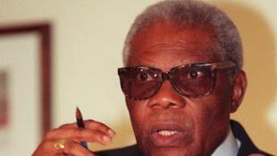 Pascal Lissouba, antigo presidente do Congo-Brazzaville.