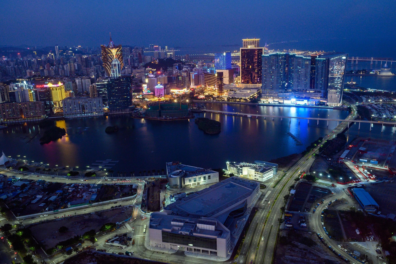Macau. 30 de Janeiro de 2020.