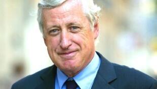 Pierre Vimont, secrétaire général exécutif du Service européen d'Action extérieure.
