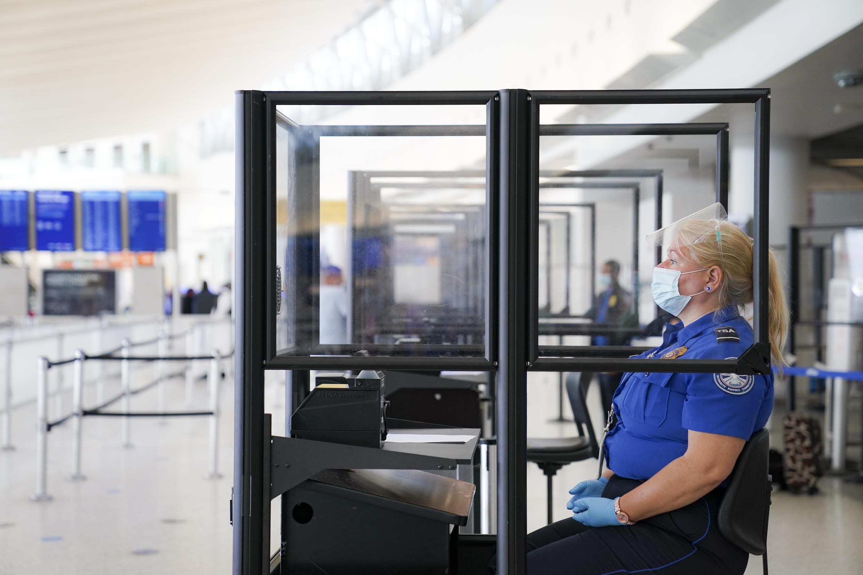PHOTO Aéroport JFK - 20 octobre 2020