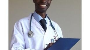 Jeremias Naiene, médico moçambicano