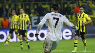 Mshambuliaji wa timua ya Real Madrid, Cristiano Ronaldo