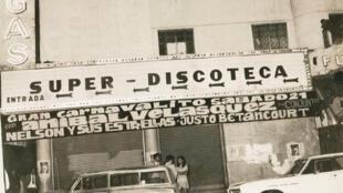 Super Discoteca Machuca.