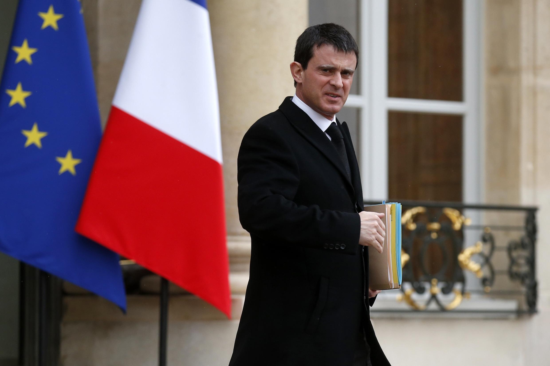 Manuel Valls é o novo primeiro-ministro da França