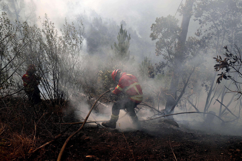 Incêndios voltam a ameaçar Portugal