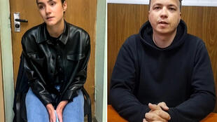 Belarusian activist Roman Protasevich, and his girlfriend Sofia Sapega were arrested after the plane they were on was forced to land at the Minsk airport