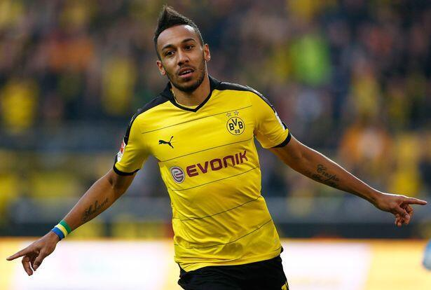 Pierre Emerick Aubameyang had scored 16 goals for Borussia Dortmund before leaving to lead Gabon's 2017 Africa Cup of Nations campaign.