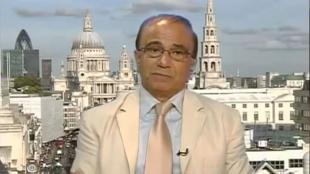 حسن منصور، اقتصاددان و استاد اقتصاد در دانشگاه آمریکایی پاریس