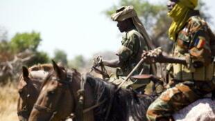 Au Tchad, les unités de l'armée font la chasse aux braconniers à cheval. Dans le parc de Zakouma, les affrontements entre les soldats et les chasseurs illégaux font chaque année plusieurs morts.