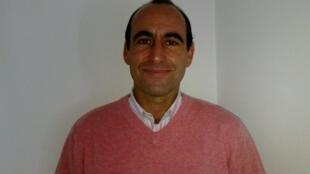 Américo Sebastião, empresário português, sequestrado em 2016.