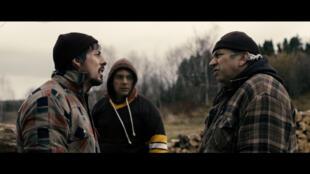 Une scène de « Camion », du réalisateur québécois Rafaël Ouellet.