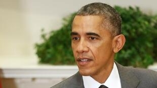 Le président américain Barack Obama, le 8 novembre 2014.