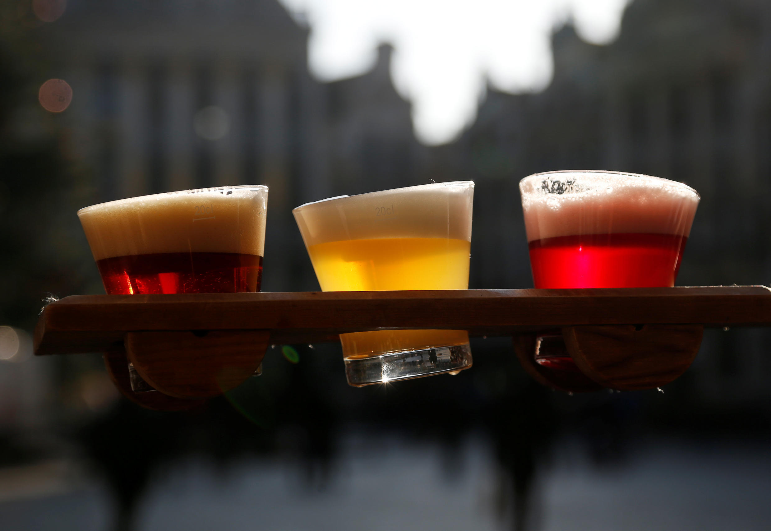 Fancy a beer? Sure, but what kind? 300 different styles of craft beer to choose from, all of them produced by French enthusiasts who have decided to reject the standardised product offered by the big multinational brewers.