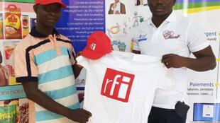 Le Club RFI Konfaga (Togo).